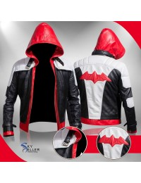 Batman Arkham Knight Red Hood (Jason Todd) Jacket