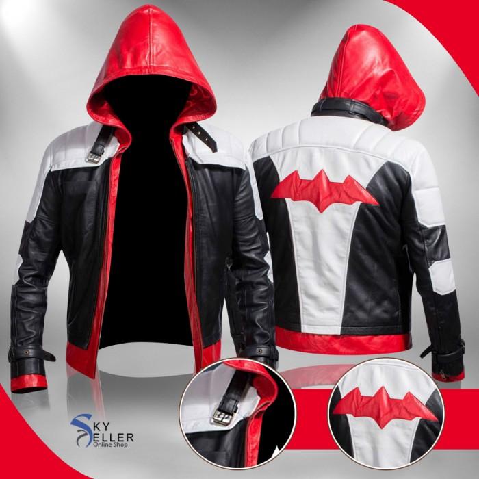 Batman Arkham Knight Red Hood (Jason Todd) Jacket
