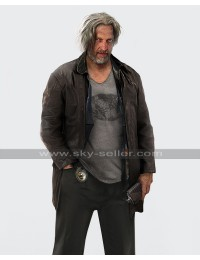 Detroit Become Human Hank Anderson Brown Leather Jacket