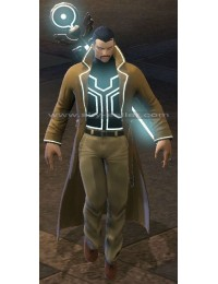 Doctor Stephen Strange Fear Itself Costume Trench Coat