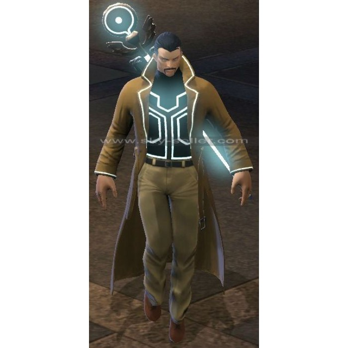 Doctor Stephen Strange Fear Itself Costume Trench Coat