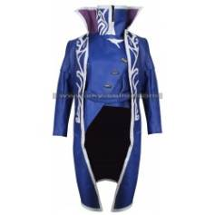 Dishonored 2 Emily Kaldwin Blue Costume Coat