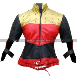 Harley Quinn Injustice Gods Among Us Kiss This Jacket