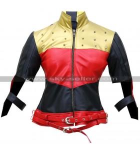 Harley Quinn Injustice Gods Among Us Kiss This Jacket