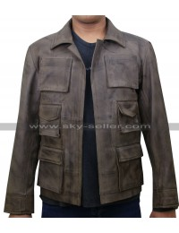 Jason Voorhees Mortal Kombat X Leather Jacket