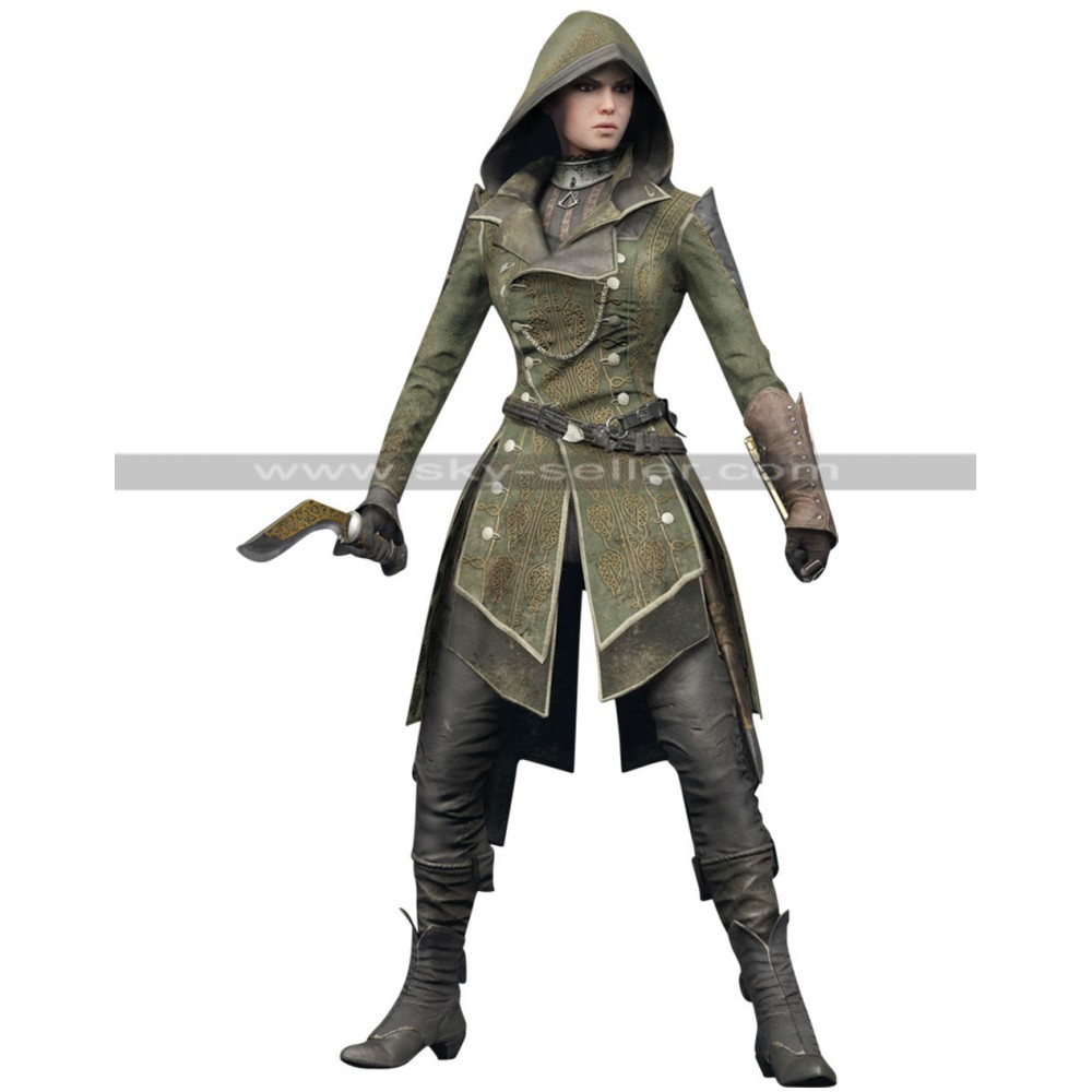 Lydia Frye Assassin's Creed Syndicate Halloween Costume