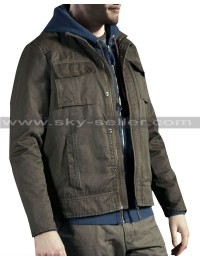 Unchartered 4 Game Nathan Drake Brown Jacket