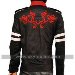 Alex Mercer Game Prototype Leather Jacket