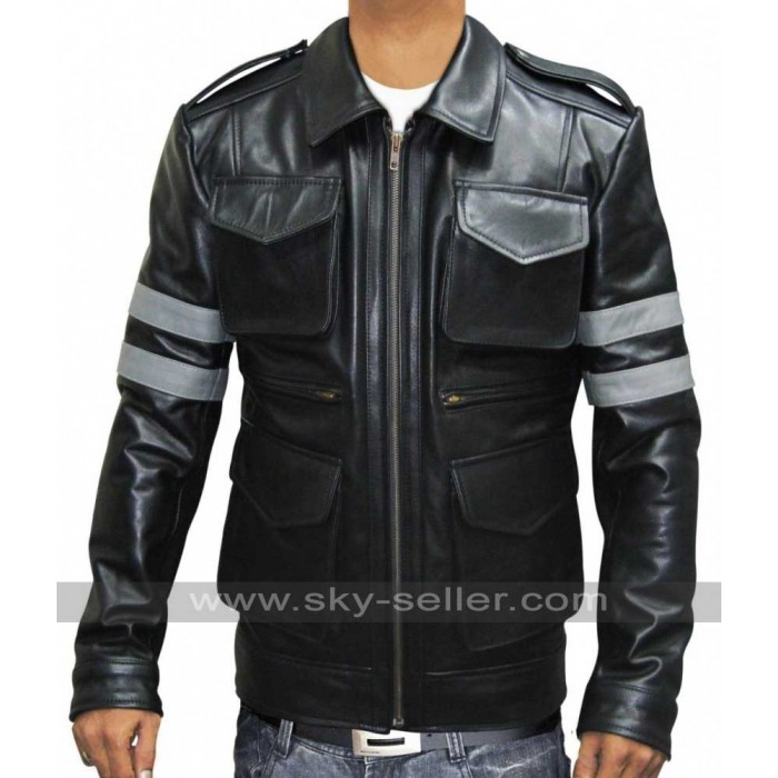 Resident Evil 6 Game Leon Kennedy Unisex Jacket