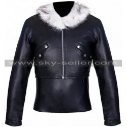 Squall Leonhart Final Fantasy VIII Brown Fur Jacket