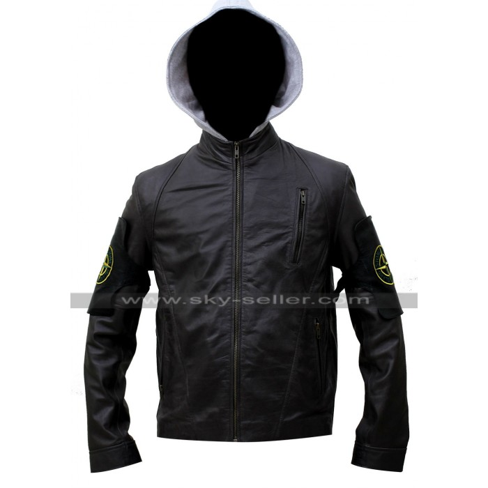The Division Tom Clancy's Agent Leather Jacket