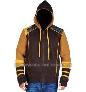 Witcher 3 Wild Hunt Geralt Armor Zipper  Hoodie Jacket