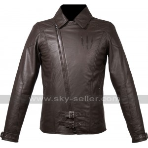 Geralt W3 Wild Hunt Witcher Claw Leather Jacket