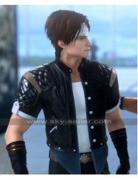 The King of Fighters Game Kyo Kusanagi Destiny Costume Leather Jacket