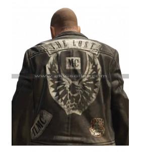 The Lost Mc Johnny Klebitz Black Leather Jacket