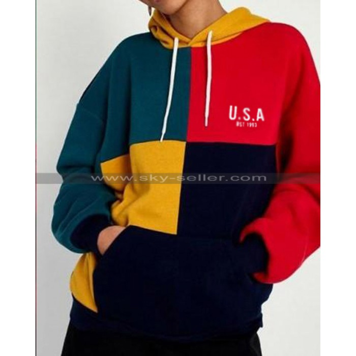 Project Power Dominique Fishback Hoodie Jacket