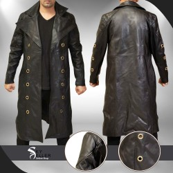 Adam Jensen Deus Ex Human Revolution Game Coat