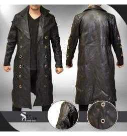 Adam Jensen Deus Ex Human Revolution Game Coat