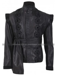 Luke Evans Three Musketeers Aramis Black Costume Coat