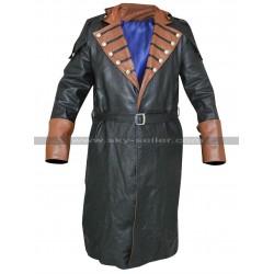Assassin's Creed Unity Arno Dorian Costume Trench Coat