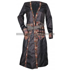 Black Sails S3 Anne Bonny Leather Trench Coat