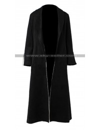 Fantastic Beasts Percival Graves Black Wool Coat