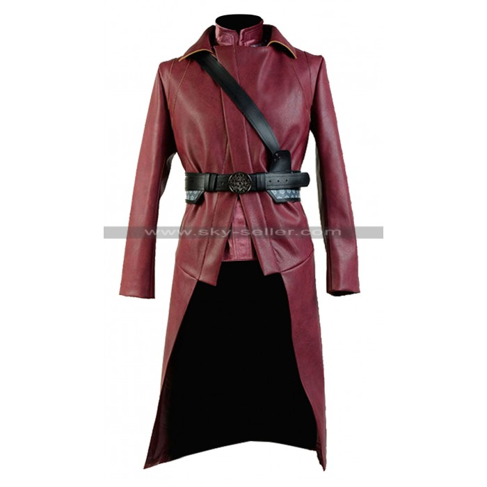 Into the Badlands Daniel Wu (Sunny) Leather Costume