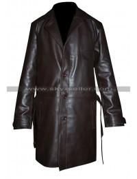 Kevin Costner Untouchables Elliott Ness Brown Coat