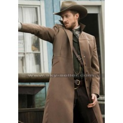 Legends of Tomorrow Rip Hunter Trench Coat