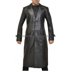 Superman Coat - Clark Kent Smallville Tom Welling Long Coat