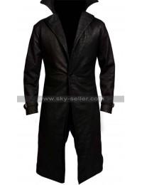 X-Men Nightcrawler (Kurt Wagner) Leather Costume Coat