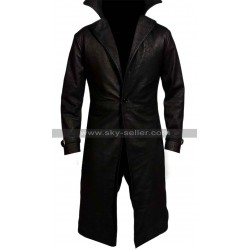 X-Men Nightcrawler (Kurt Wagner) Leather Costume Coat
