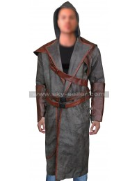 Allanon Druid Shannara Chronicles Leather Costume Coat