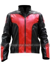 Ant Man Paul Rudd Cosplay Costume Leather Jacket