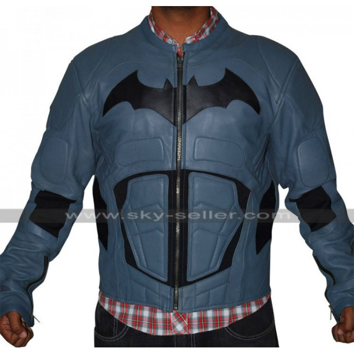 Batman The Arkham Knight Costume Leather Jacket