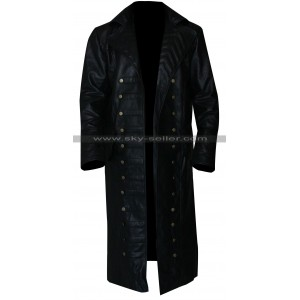 Captain Hook Once Upon a Time Pirate Costume Jacket
