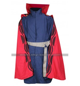 Benedict Cumberbatch Doctor Stephen Strange Leather Costume