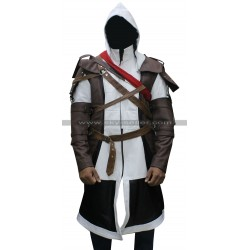 Edward Kenway Assassin's Creed Black Flag Leather Costume