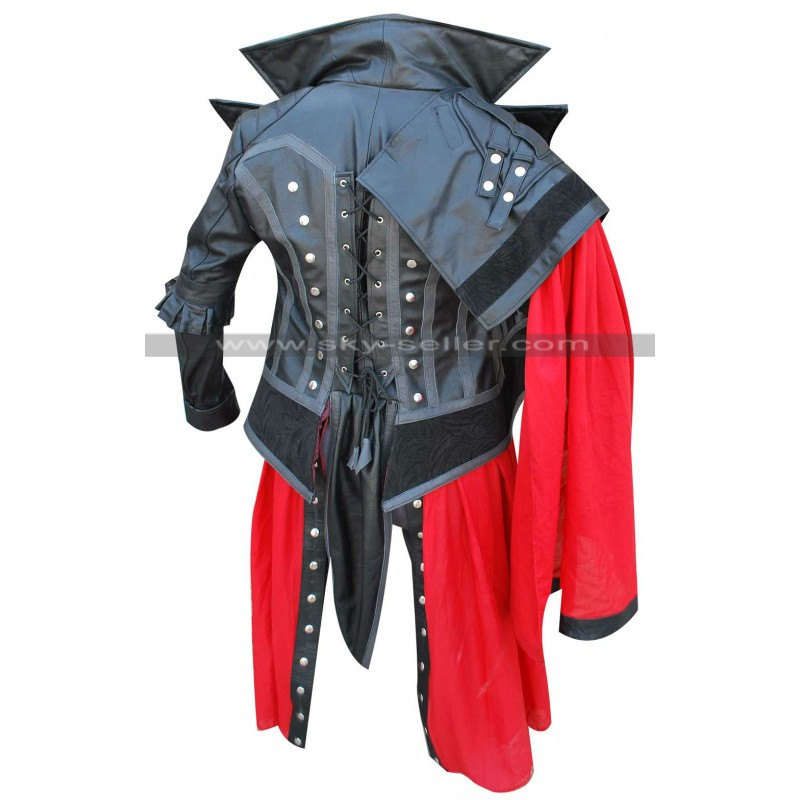 Assassin S Creed Syndicate Evie Frye Leather Costume