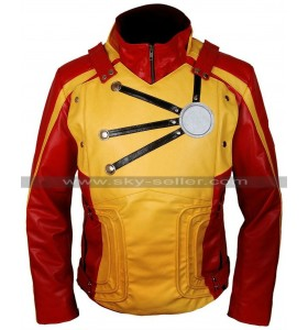 Firestorm Legends of Tomorrow Leather Costume Jacket