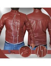 The Flash Season 2 Jay Garrick New Costume Jacket