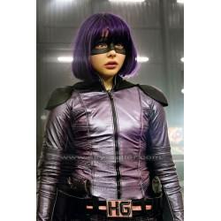 Hit Girl Kick-Ass 2 Chloe Moretz Costume Jacket