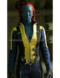 Jennifer Lawrence X-Men Apocalypse Mystique Costume Jacket