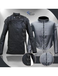 Jon Snow Game of Thrones Kit Harington Costume Jacket