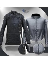 Jon Snow Game of Thrones Kit Harington Costume Jacket