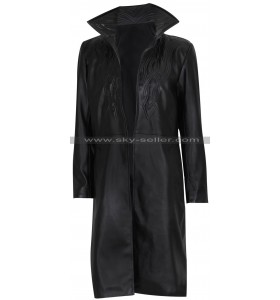 Kate Beckinsale Underworld Selene Black Leather Costume