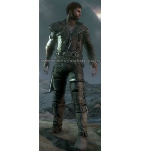 Mad Max Game Bren Foster (Rockatansky) Leather Costume