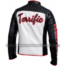 Mister Terrific Michael Holt Fair Play Leather Jacket