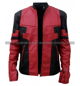 Ryan Reynolds Deadpool Wade Wilson Leather Costume