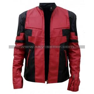 Ryan Reynolds Deadpool Wade Wilson Leather Costume